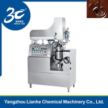 High Speed Lab Cream Vacuum Emulsifiers 20L Mixer Small Lab Emulsifier Mixer