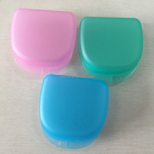 Box Bath Case False Teeth Rinsing Basket