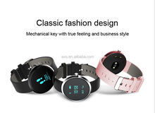 2016 Selling Hot super slim android smart phone bracelet, smart watch waterproof, Fashional bluetooth