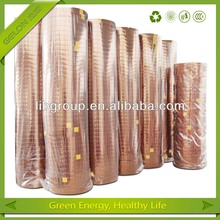 High temperature brown/green tape for lithium battery