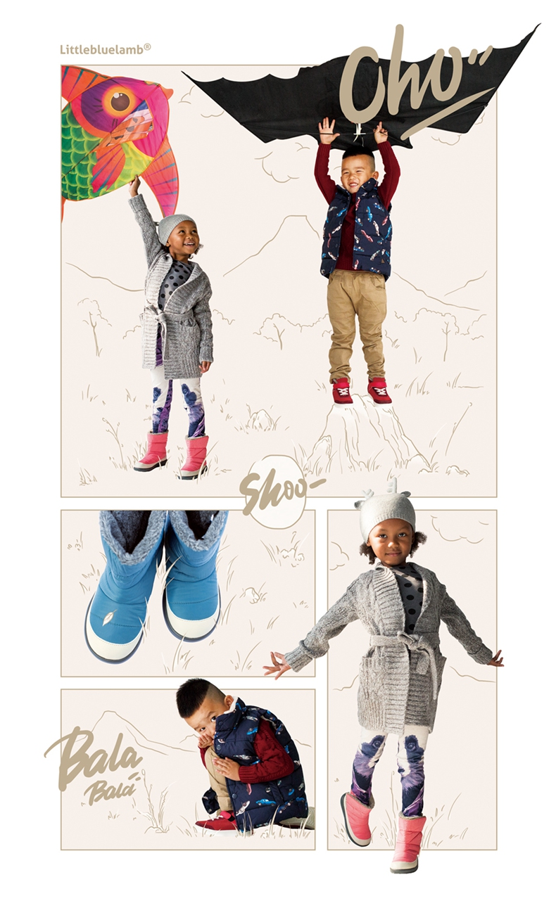 littlebluelamb wholesale kids snow boots wholesale