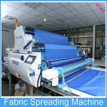 Hot Sale industrial garment spreading machine/high quality spreading machine moving fabric cutting table for wholesales