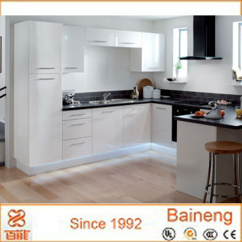 Hot sale top quality white lacquer kitchen cabinet doors for Best lacquer for kitchen cabinets