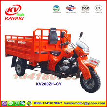 China guangzhou KAVAKI 150cc motorized cargo trike drift trike motorized 3-wheel motorcycle