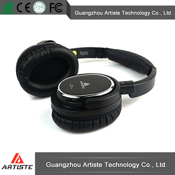 China Professional Noise Cancelling Wireless Stereo Bluetooth Headset