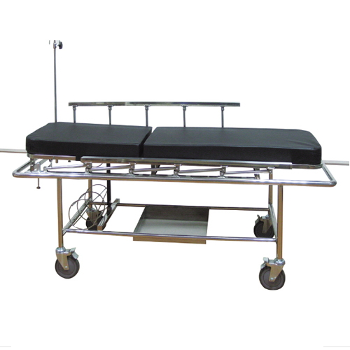 So/Ce/FDA Approved Medical Appliance Patient Transfer Trolley Hospital Bed Ambulance Stretcher Emergency Stretcher BS-601A