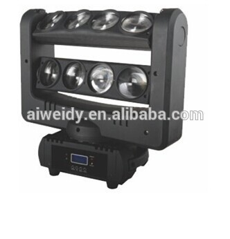 guangzhou Aiweidy high quality spider cob led grow light dj led spider beam moving head light