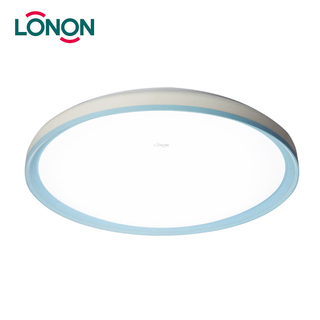 Wholesale New Design Modern Acrylic Round Fixture Lighting Lamp Living Room Led Ceiling Light for Bedroom
