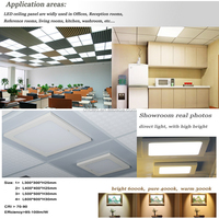 ZHONGSHAN GUZHEN Led panel light,OEM & ODM LED light