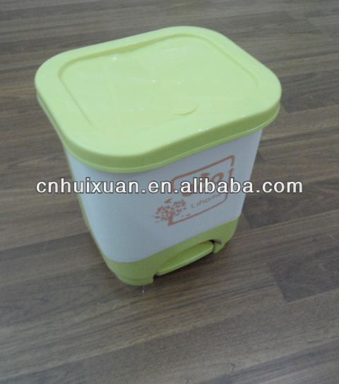 Office plastic dustbin