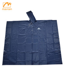 OEM factory 100% polyester or oxford kids children pvc raincoat pink rain poncho cute outdoor lovely bicycle durable poncho