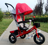 Factory Wholesale high quality 3 wheel baby stroller bike