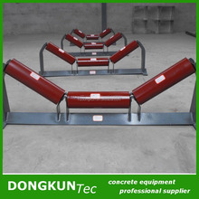 Widely used in rubber conveyor Unique and reliable conveyor idler carrying idler