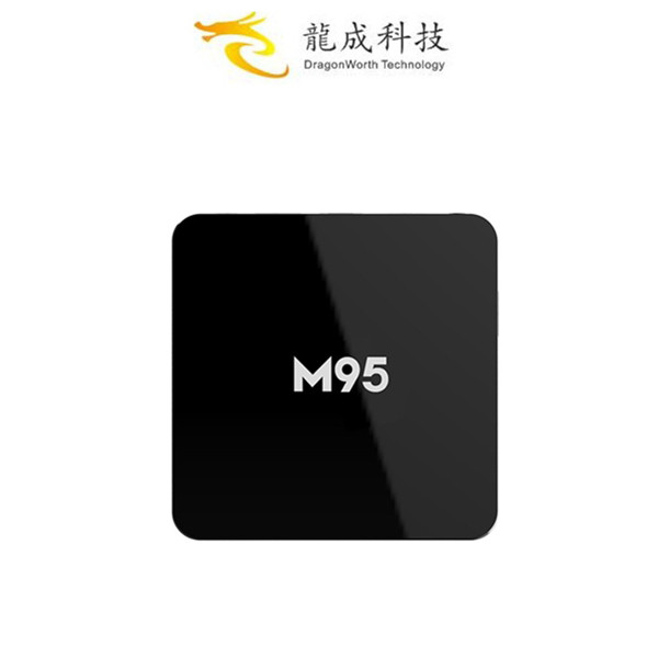 2016 SUPPORT OEM Newest M95 X9 S905 1G 8G Android 5.1 Lollipop Amlogic S905 4K TV BOX 2.4G WIFI Bluetooth KODI 16.0 LED