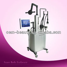 Cavitation Liposuction ultrasonic velashape/fat dissolving/slimming <strong>beauty</strong> machine F017