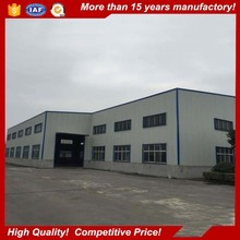 prefabricated cheap steel warehouse for sale