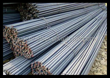 HRB400 reinforce bar/mild iron rods and rebar steel price