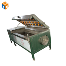 automatic potato washing peeling cutting machine price