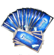 3D White Teeth Whitening Strips For Whiten Tooth Strips