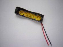 "18650 Battery Holder (1S1P) With 2.6"" long 20AWG & PCB"
