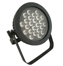 Factory supply flat slim size led par