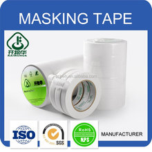 China supplier automotive masking tape in adhesive tape