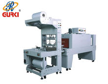 Special design automatic shrink wrapping machine for pallets