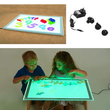 A3 LED Light Box Tracing Board Art Design Thin Play Toys for Kids