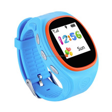 Round screen Kids Smart watch GSM Tracker Sim Card Watch Anti-lost Alarm Clock Smartwatch SOS gps children smart watch