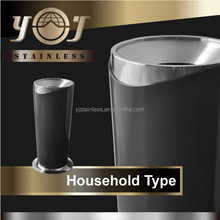 Metal Stainless Steel Color Codes For Construction Waste Bins