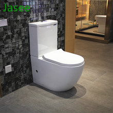 chaozhou wholesale factory directly two piece toilet modern toilet bowl ,new desgin toilet ,closet toilet with UF seat cover