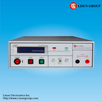 LS9922I hipot tester in testing instrument not only applied in the production line but also in the lab