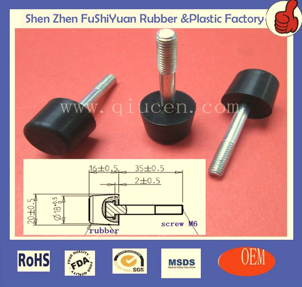 anti vibration mount air conditioner rubber mount rubber bushing car engine ball joint car rubber engine