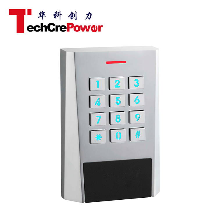 XK1-H&E Blue tooth Smart Rfid Card Digital Reader, Card Access Control with keypad