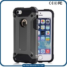 High Quality Shockproof TPU PC Detachable Phone Case Back Cover for iPhone 5C iPhone7