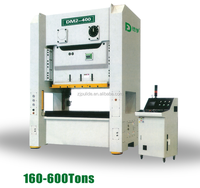 Closed-door type double crank precision hydraulic punching press machine