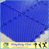 factory direct pp sports flooring PP suspended interlocking sports flooring for outdoor