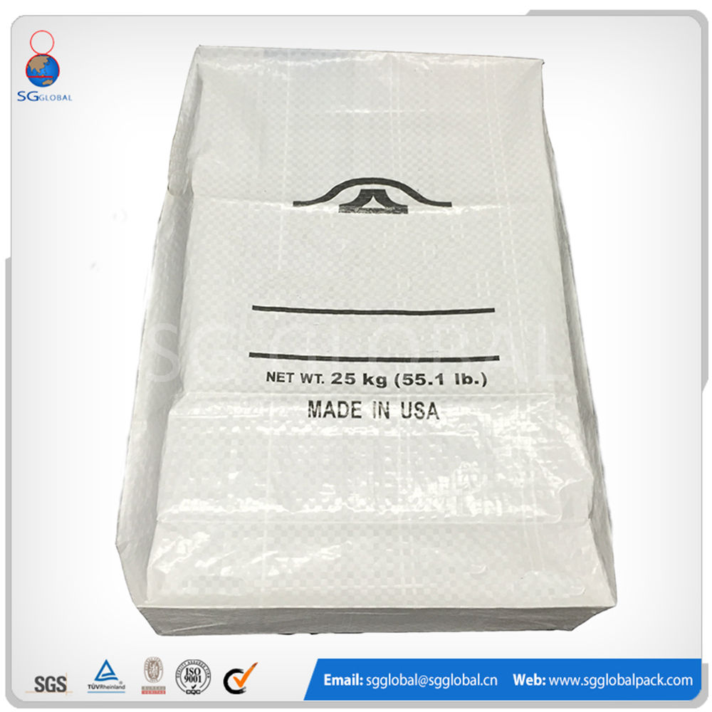 High quality pp 50kg cement bag price