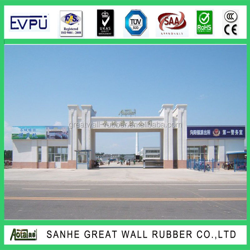 Best selling products good grade rubber sheet silicone rubber
