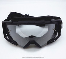 The transport lens ad black frame goggle,with elasitc strap glass for motorcycle accessories/parts