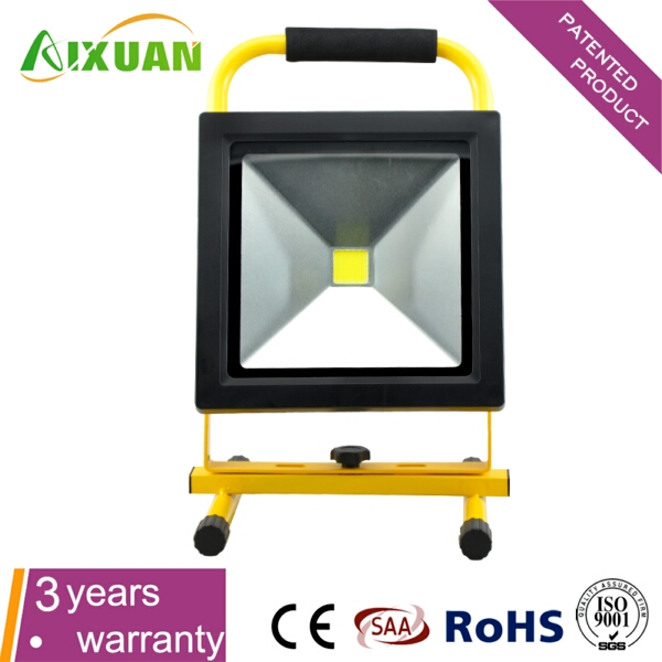 New design IP65 battery operated led emergency led flood light
