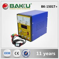 Baku 2015 New Arrival International Standard Best Price Portable 220V Battery Power Supply