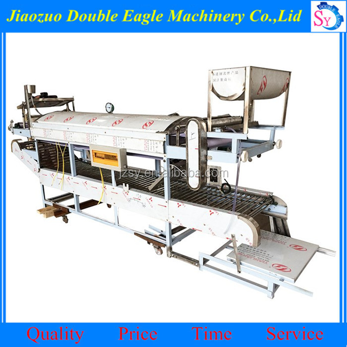 Easy to operate Large multi-purpose fresh rice noodle making machine price