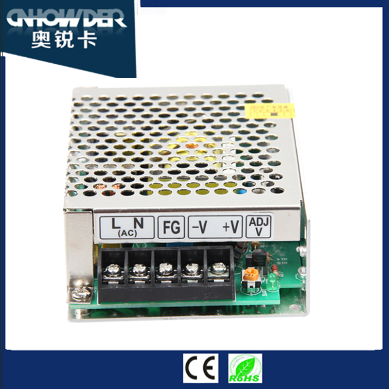 MS-50-12 12V Linear Power Supply with High Quality