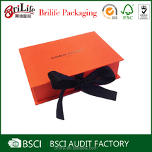 Personalized Cheap Custom Folding magnetic gift boxes wholesale
