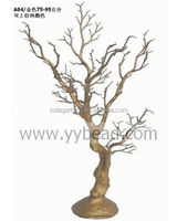 High quality artificial tree no leaves artificial tree branchs for centerpiece wedding centerpiece