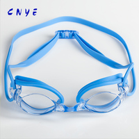 CNYE factory directly sale adjustable custom printed safety Swimming goggle