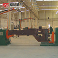 Top quality head and tail type welding positioning equipment