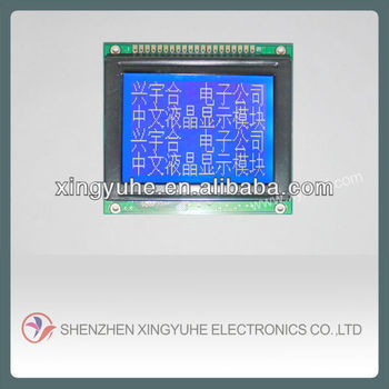 STN negative price 128x64 graphic lcd module
