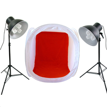 Round shape photo studio lighting tent 60*60CM